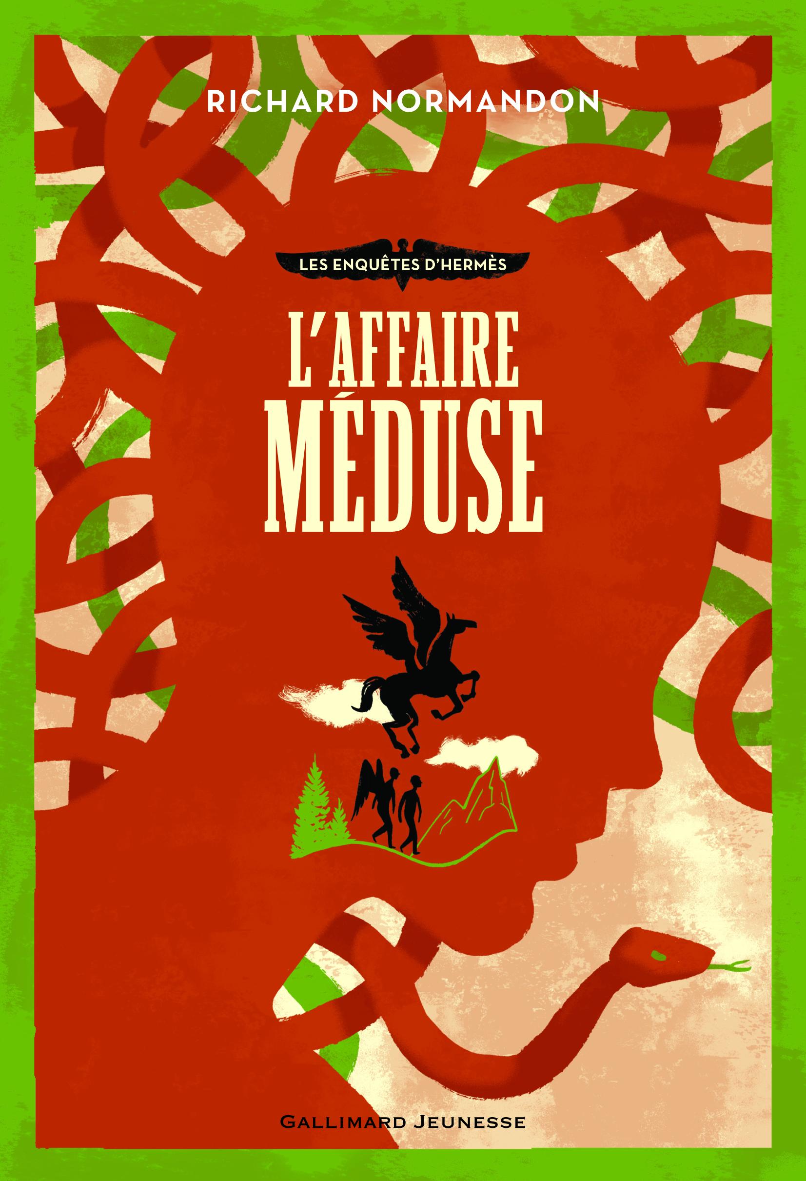 LES ENQUETES D'HERMES 2 - L'AFFAIRE MEDUSE