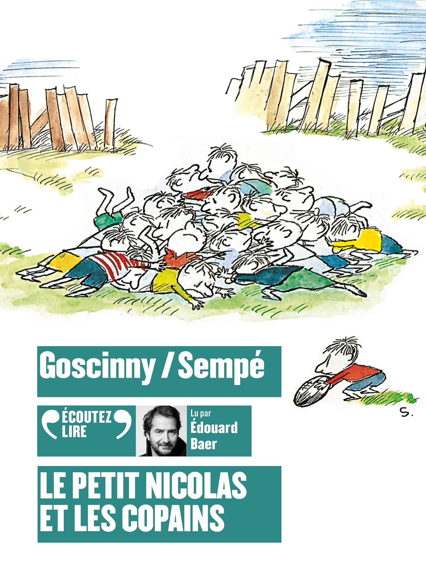 LE PETIT NICOLAS ET LES COPAINS CD