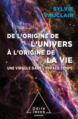 DE L'ORIGINE DE L'UNIVERS A L'ORIGINE DE LA VIE