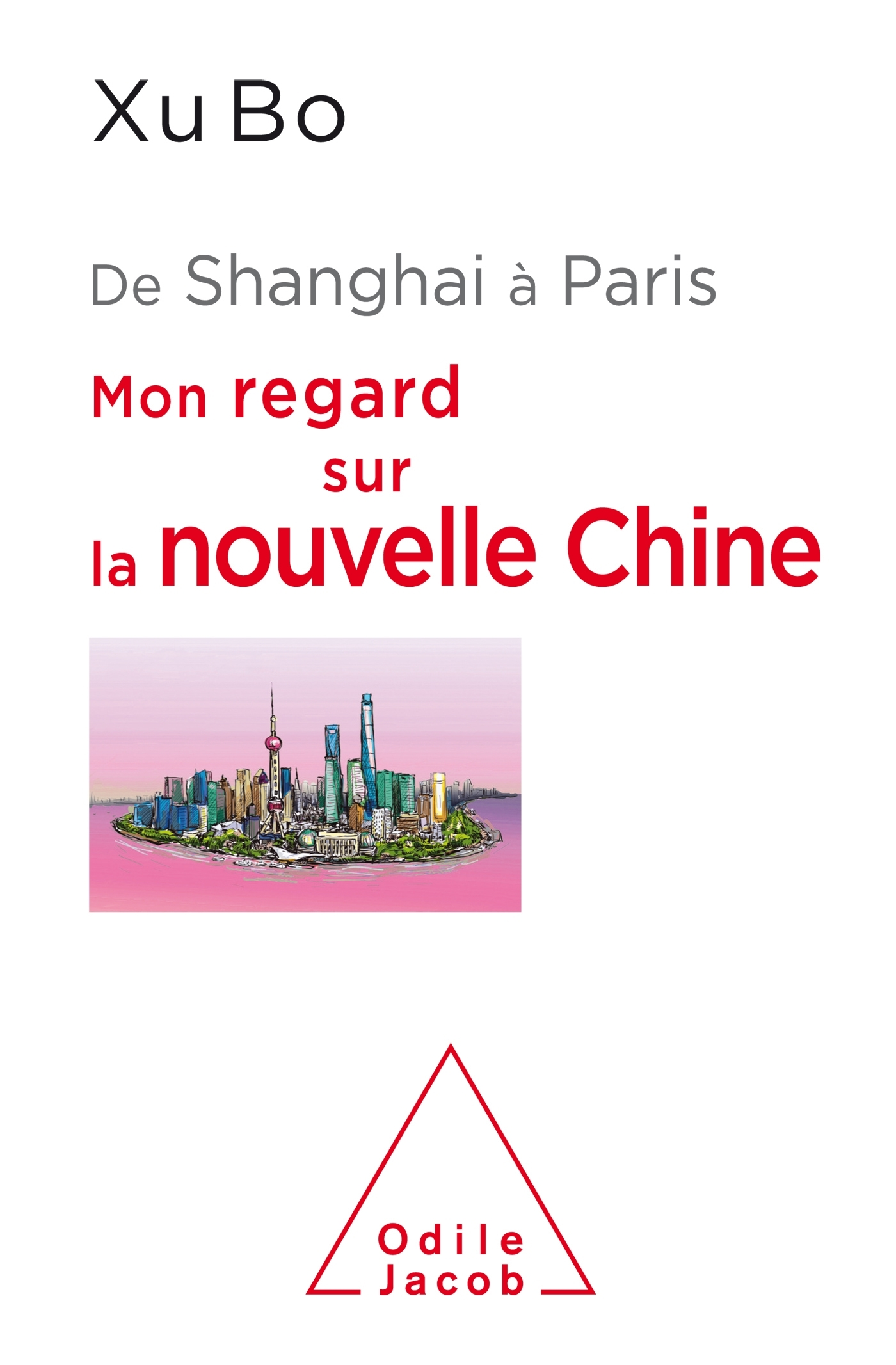 DE SHANGHAI A PARIS