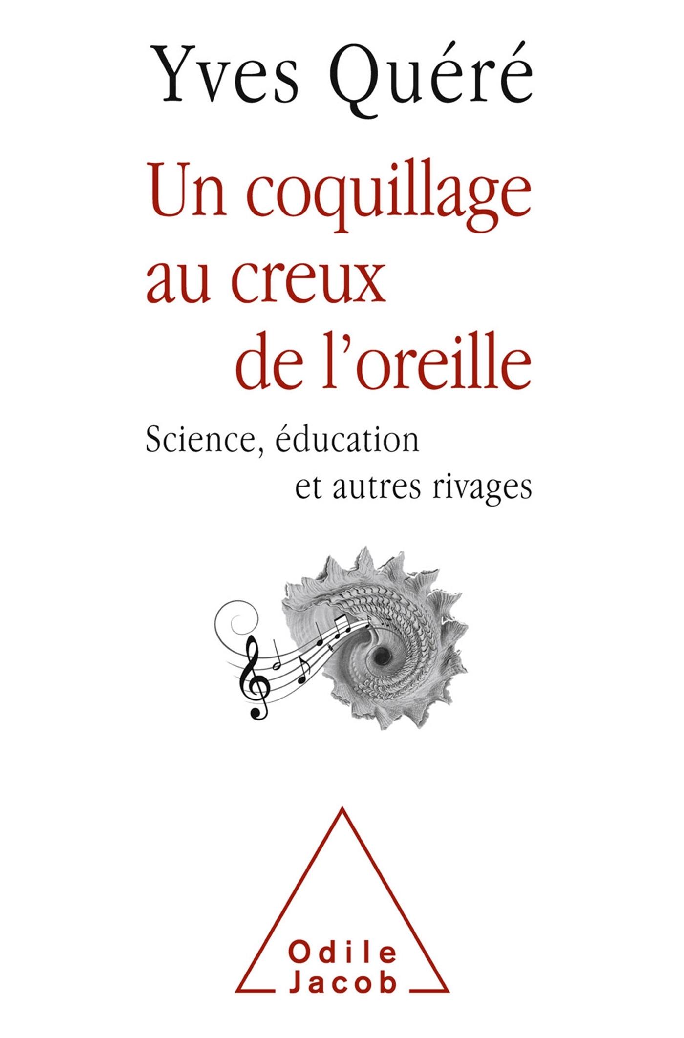 UN COQUILLAGE AU CREUX DE L'OREILLE