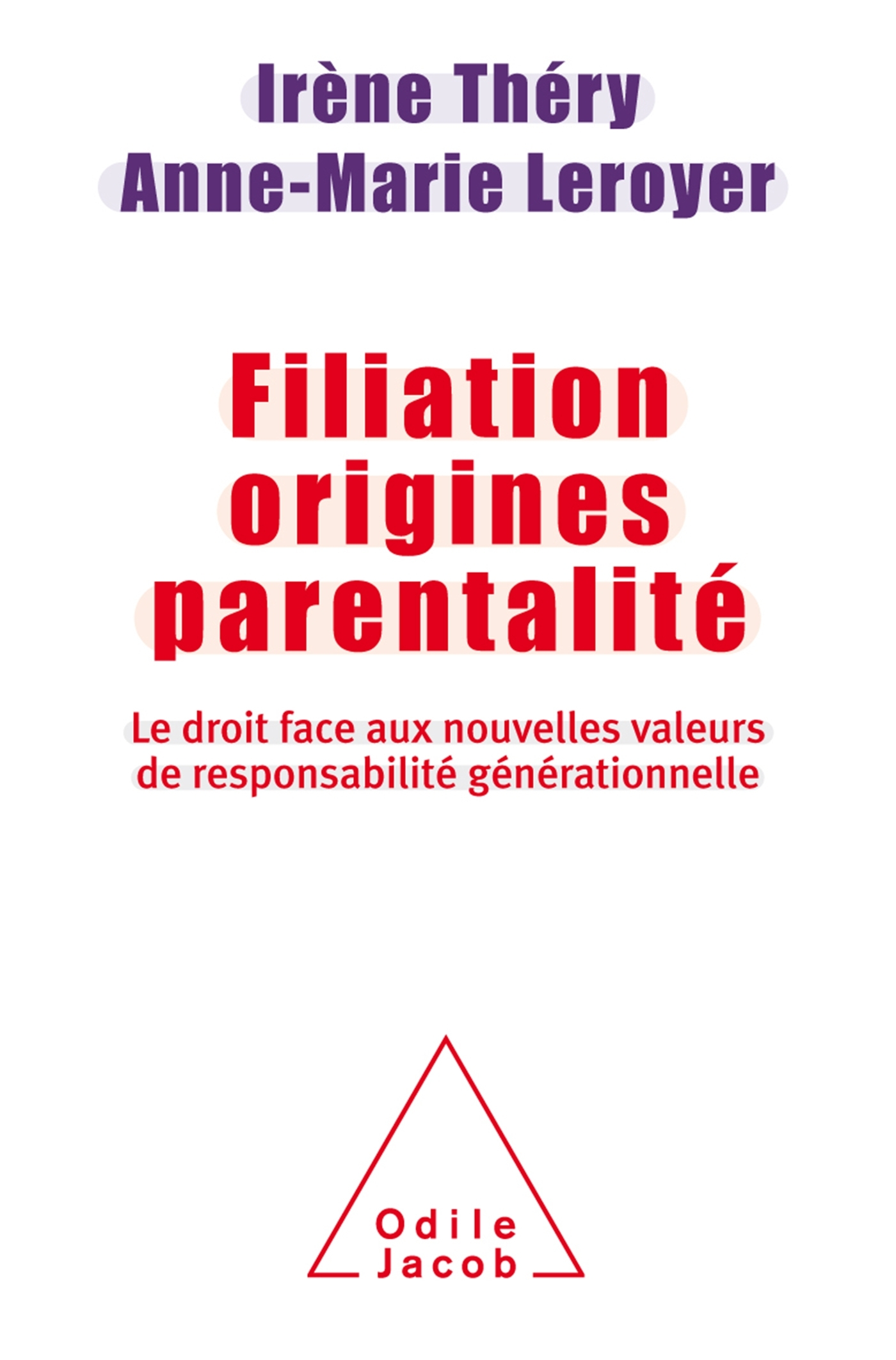 FILIATION ORIGINES PARENTALITE