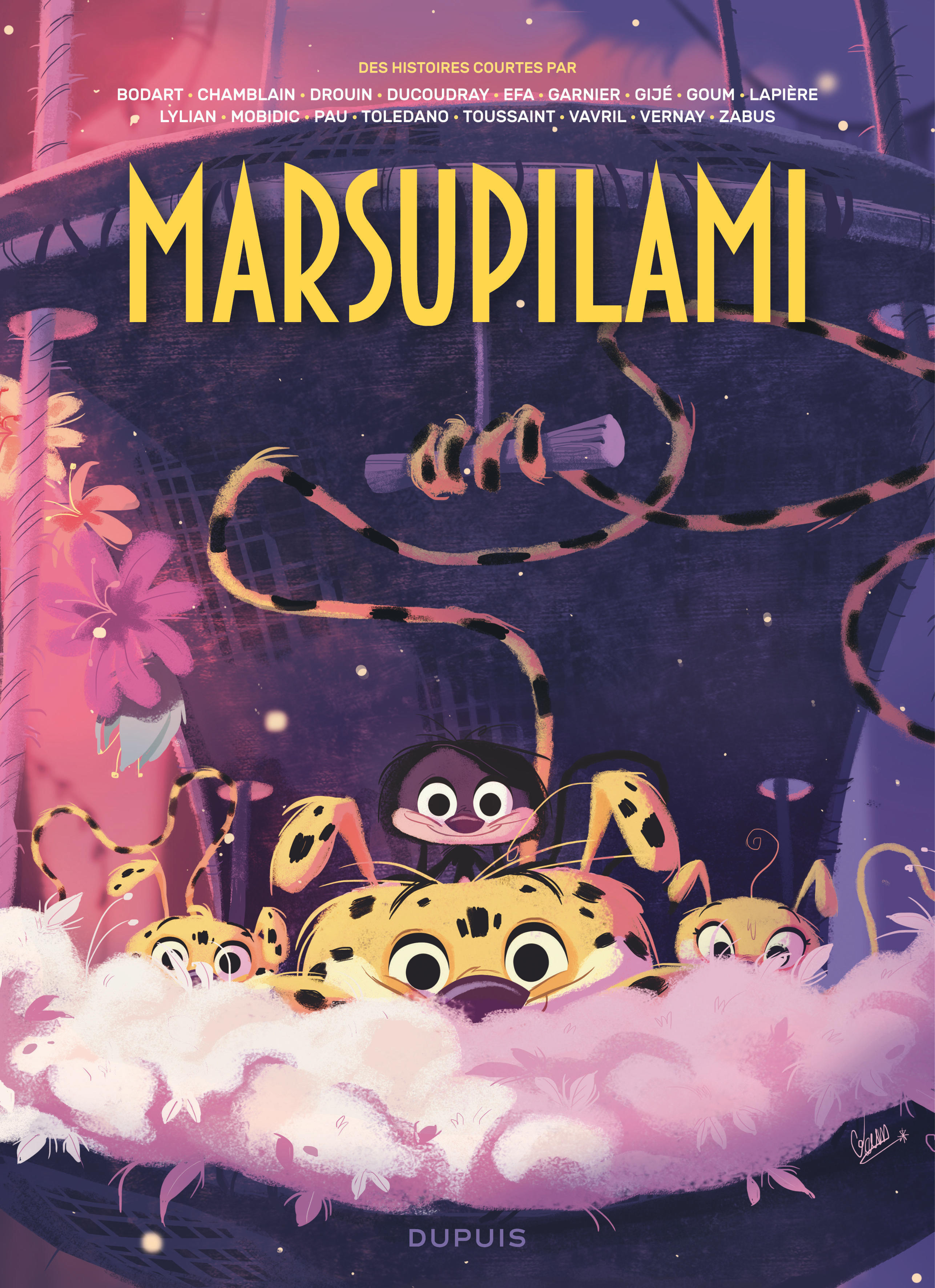 MARSUPILAMI PAR T2 MARSUPILAMI PAR - TOME 2 - DES HISTOIRES COURTES DU MARSUPILAMI PAR...TOME 2