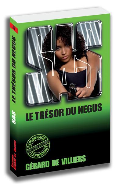 SAS 45 LE TRESOR DU NEGUS