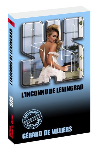 SAS 96 L'INCONNU DE LENINGRAD