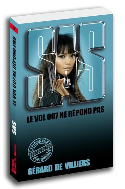 SAS 73 LE VOL 007 NE REPOND PAS