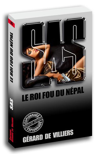SAS 145 LE ROI FOU DU NEPAL