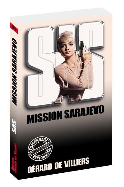 SAS 109 MISSION SARAJEVO