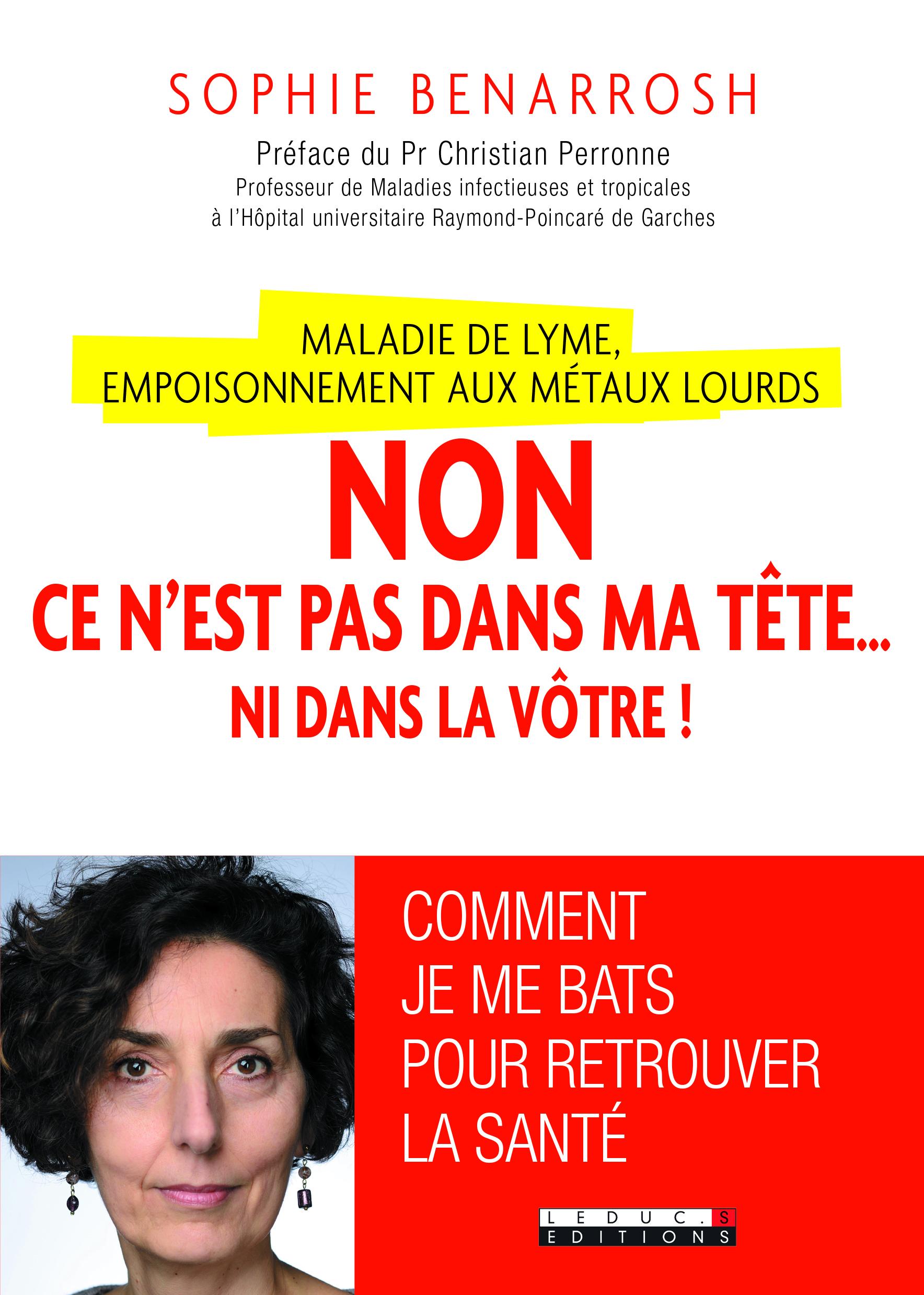 MALADIE DE LYME EMPOISONNEMENT AUX METAUX LOURDS : NON CE N'EST PAS DANS ...