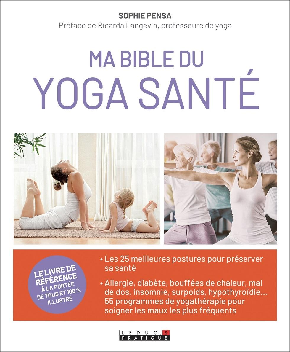 BIBLE DU YOGA SANTE (MA)