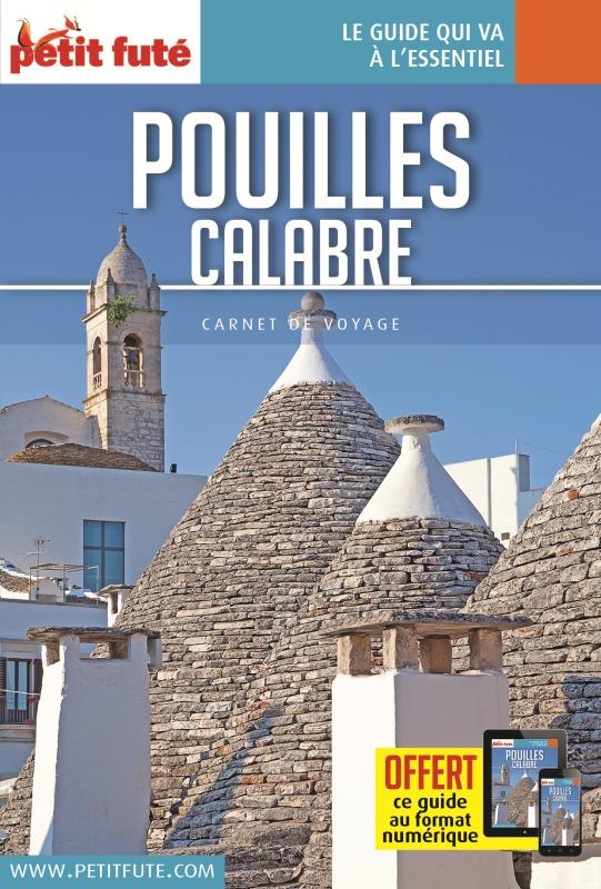 POUILLES - CALABRE 2018 CARNET PETIT FUTE + OFFRE NUM