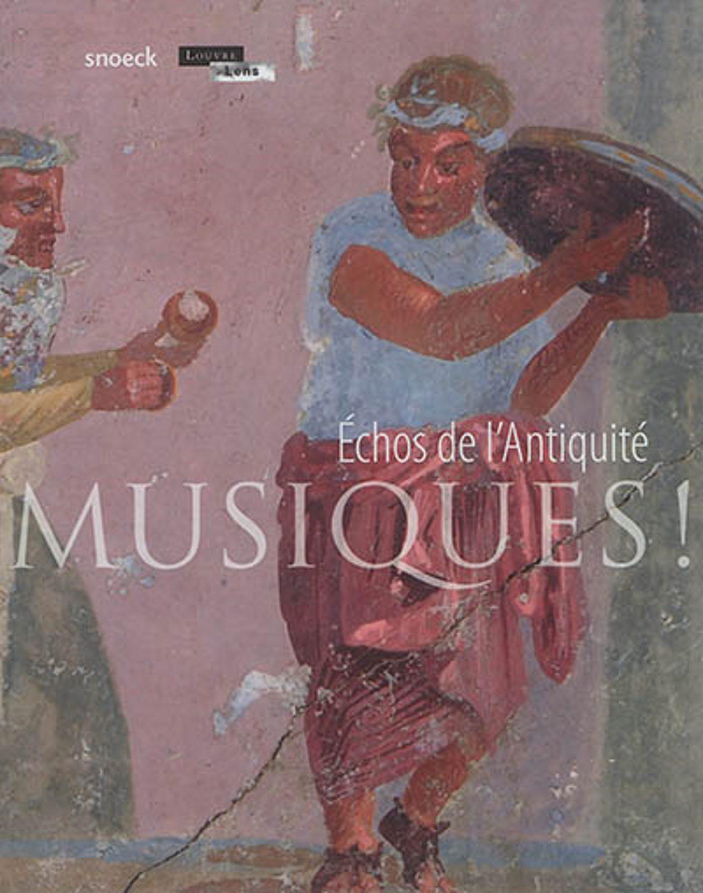 MUSIQUES ECHO DE L'ANTIQUITE