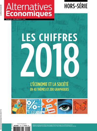 ALTERNATIVES ECONOMIQUES - HORS-SERIE - NUMERO 112 LES CHIFFRES 2018