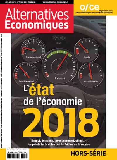 ALTERNATIVES ECONOMIQUES HORS-SERIE N 114 - L'ETAT DE L'ECONOMIE 2018