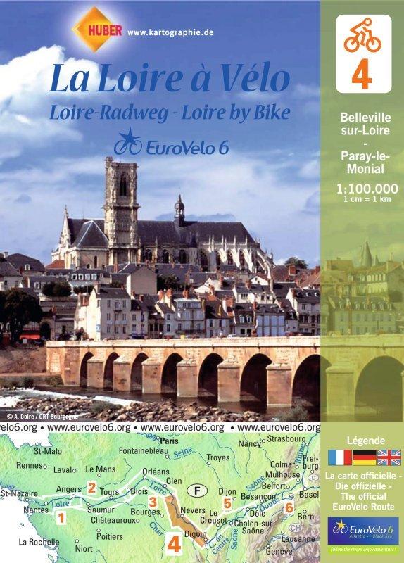 LA LOIRE A VELO 4 (BELLEVILLE SUR LOIRE > PARAY LE MONIAL)