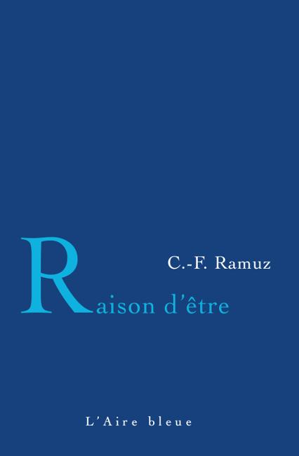 RAISON D'ETRE