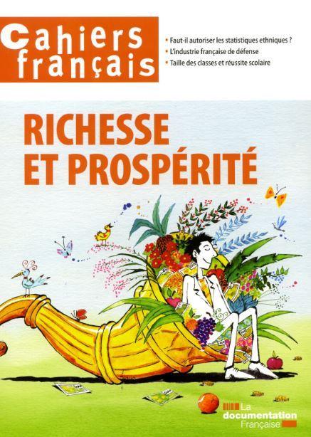 RICHESSE ET PROSPERITE CF N.400