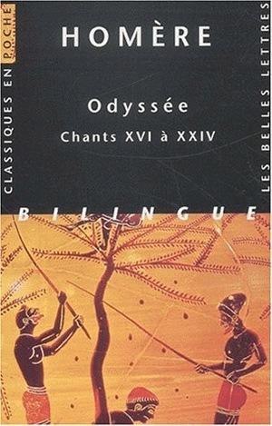 ODYSSEE/3 CHANTS XVI-XXIV (CP60)