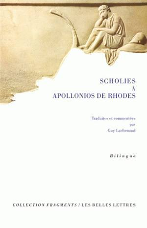 SCHOLIES A APOLLONIOS DE RHODES