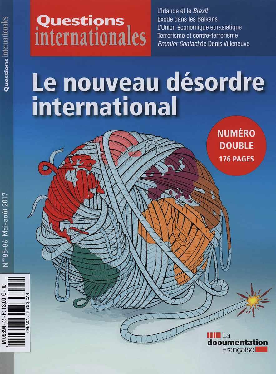 LE NOUVEAU DESORDRE INTERNATIONAL QI N.85/86