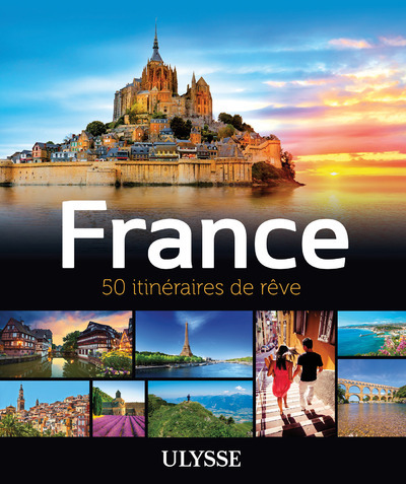 FRANCE - 50 ITINERAIRES DE REVE