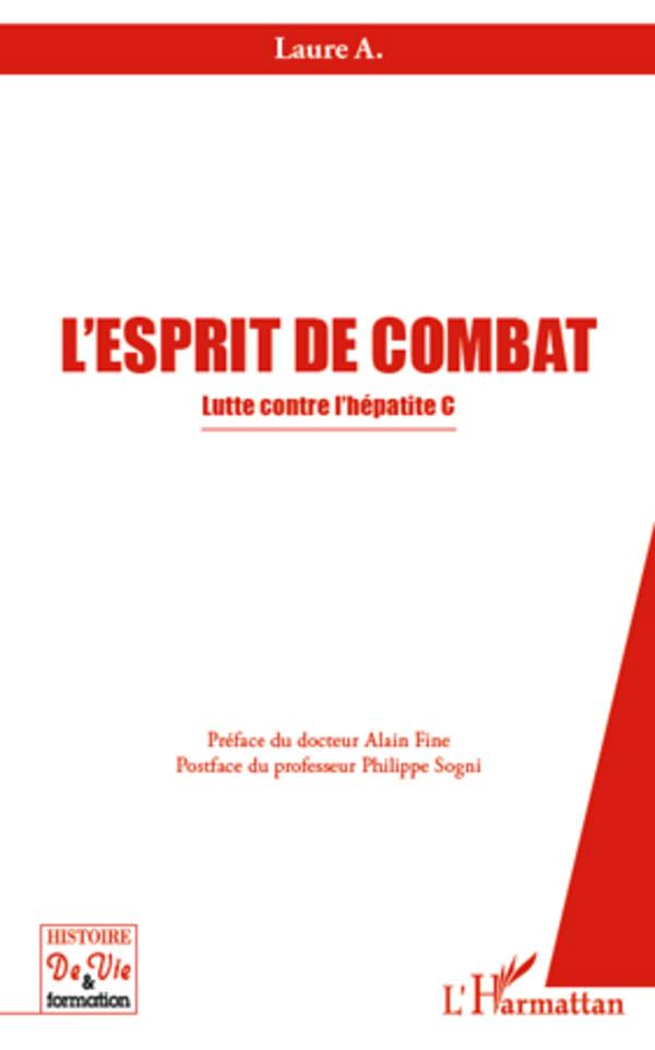 ESPRIT DE COMBAT LUTTE CONTRE L'HEPATITE C