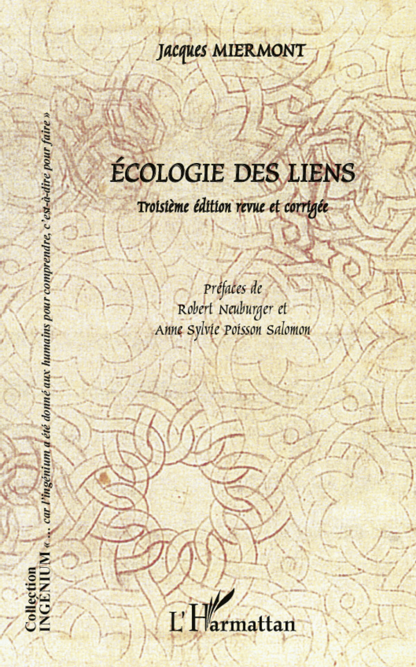 ECOLOGIE DES LIENS