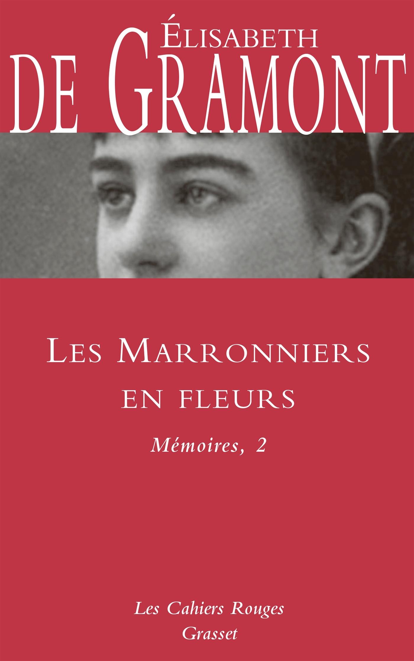 LES MARRONNIERS EN FLEURS - NTE