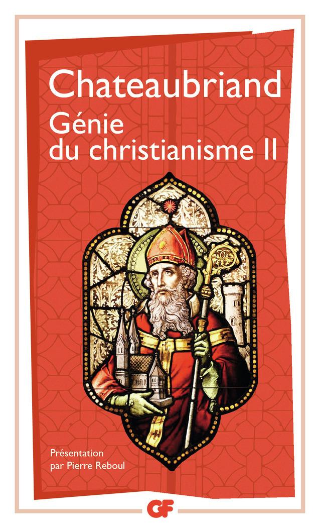 GENIE DU CHRISTIANISME  T2