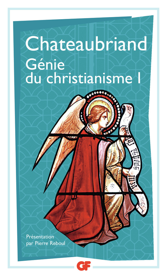 GENIE DU CHRISTIANISME  T1