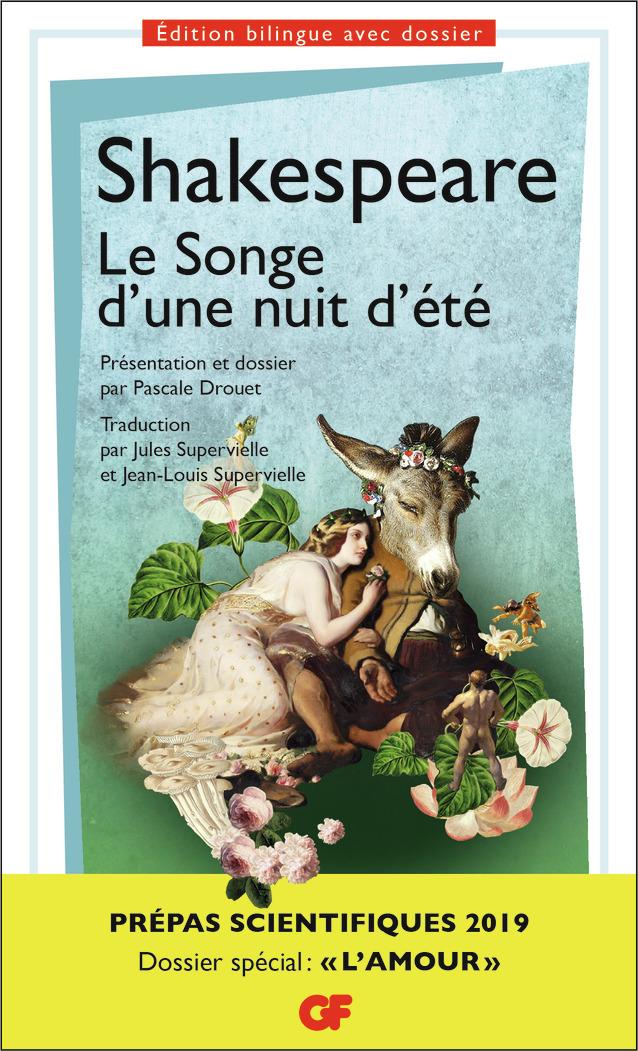 LE SONGE D'UNE NUIT D'ETE-PREPAS SCIENTIFIQUES 2018-2019
