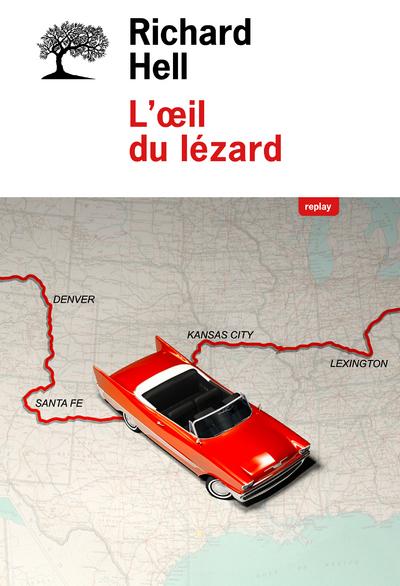 L'OEIL DU LEZARD