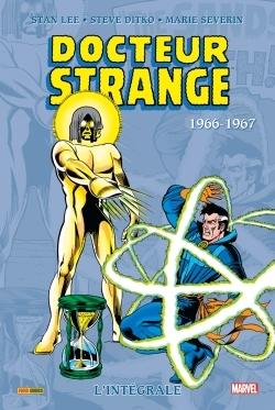 DOCTOR STRANGE INTEGRALE T02 1966-1967