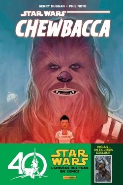 STAR WARS : CHEWBACCA + EX-LIBRIS