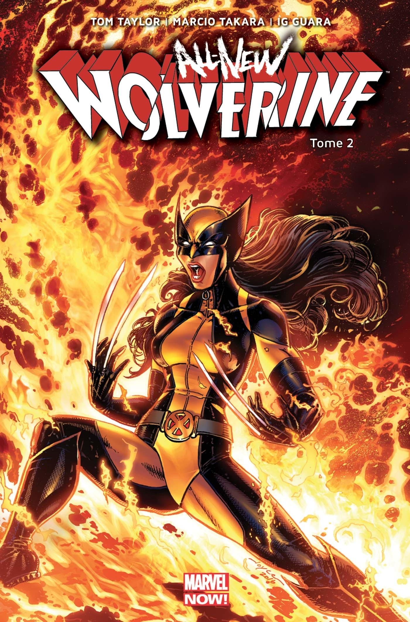 ALL-NEW WOLVERINE T02