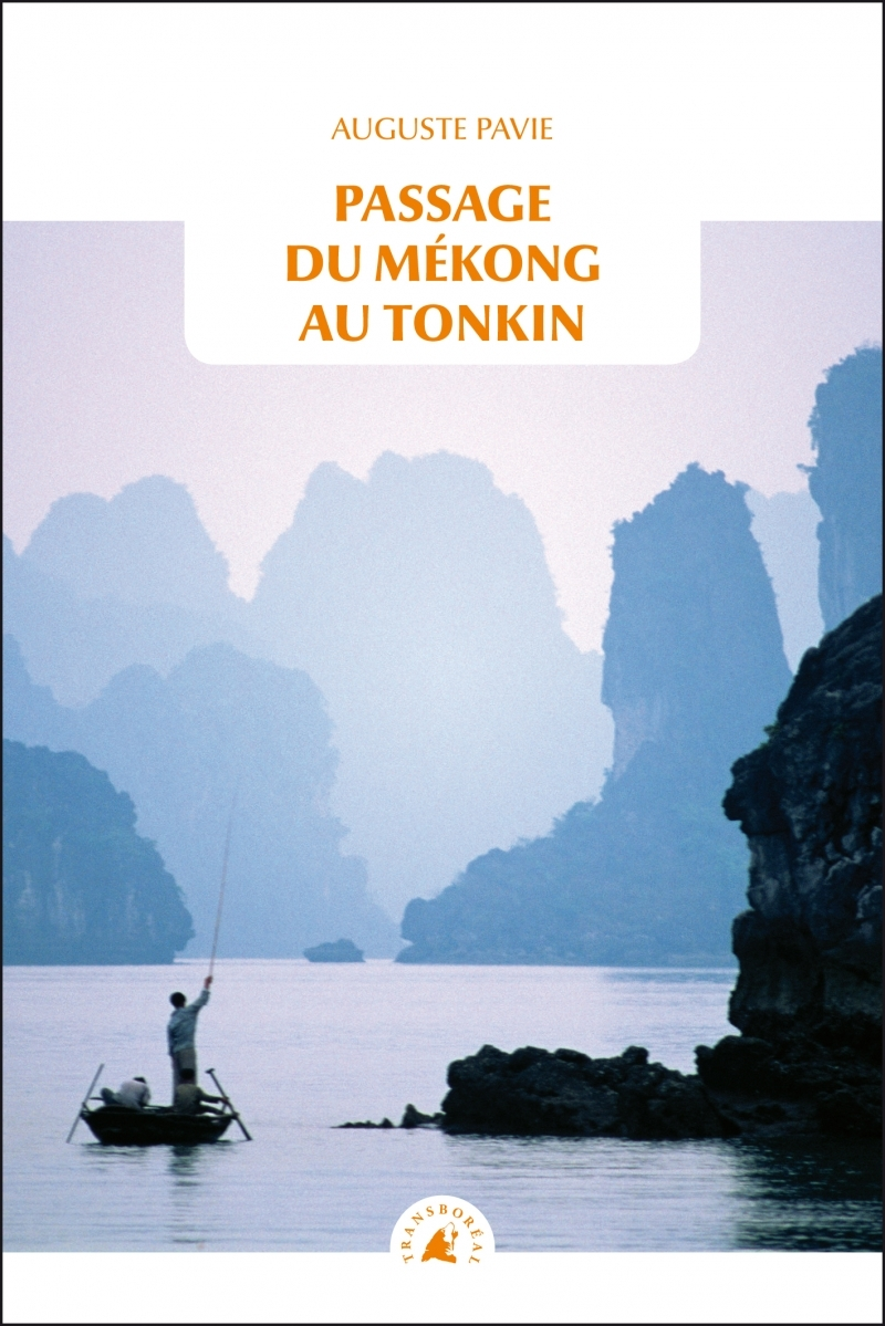 PASSAGE DU MEKONG AU TONKIN