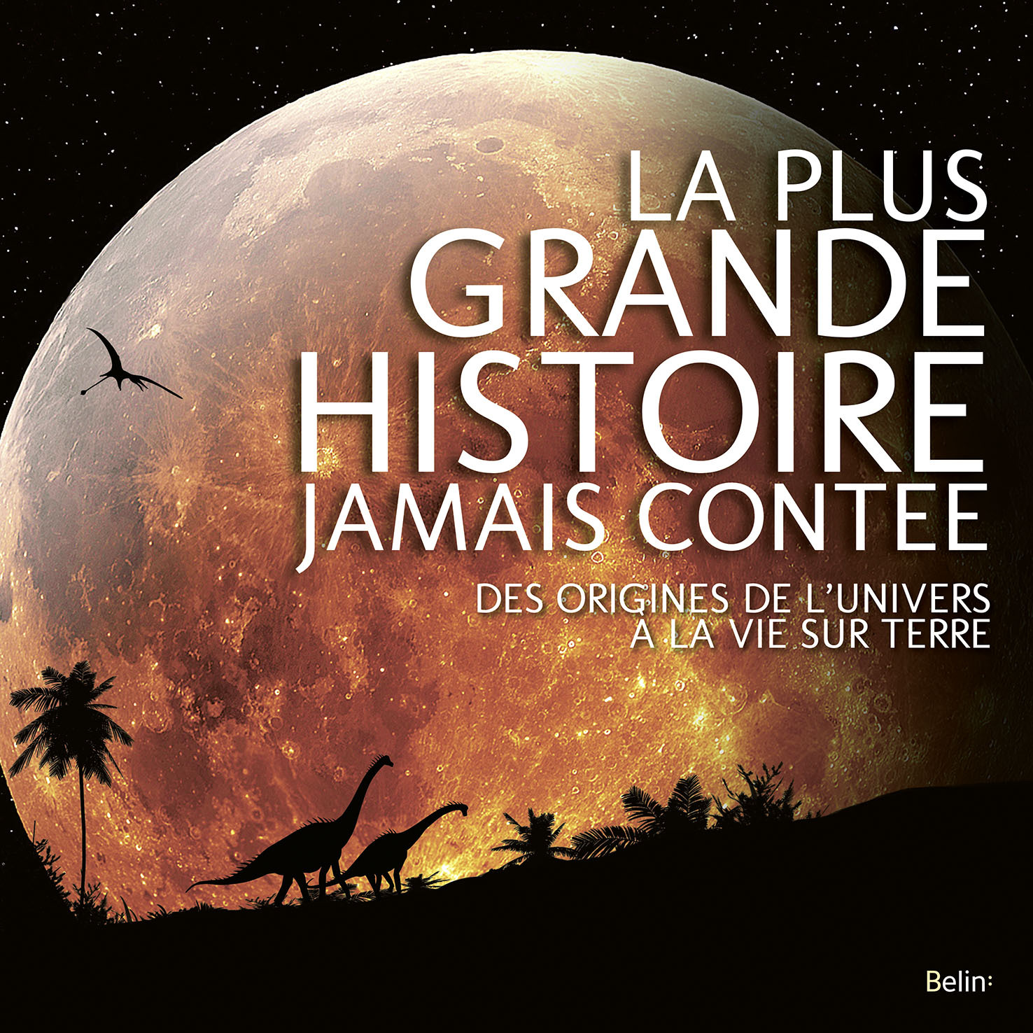 LA PLUS GRANDE HISTOIRE JAMAIS CONTEE