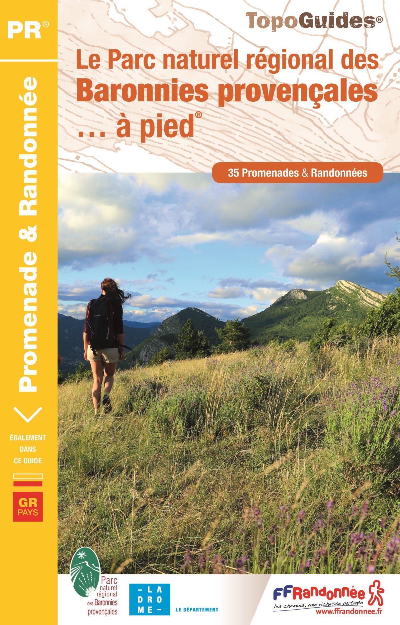PARC DES BARONNIES PROVENCALES A PIED - 26 - PR - PN19
