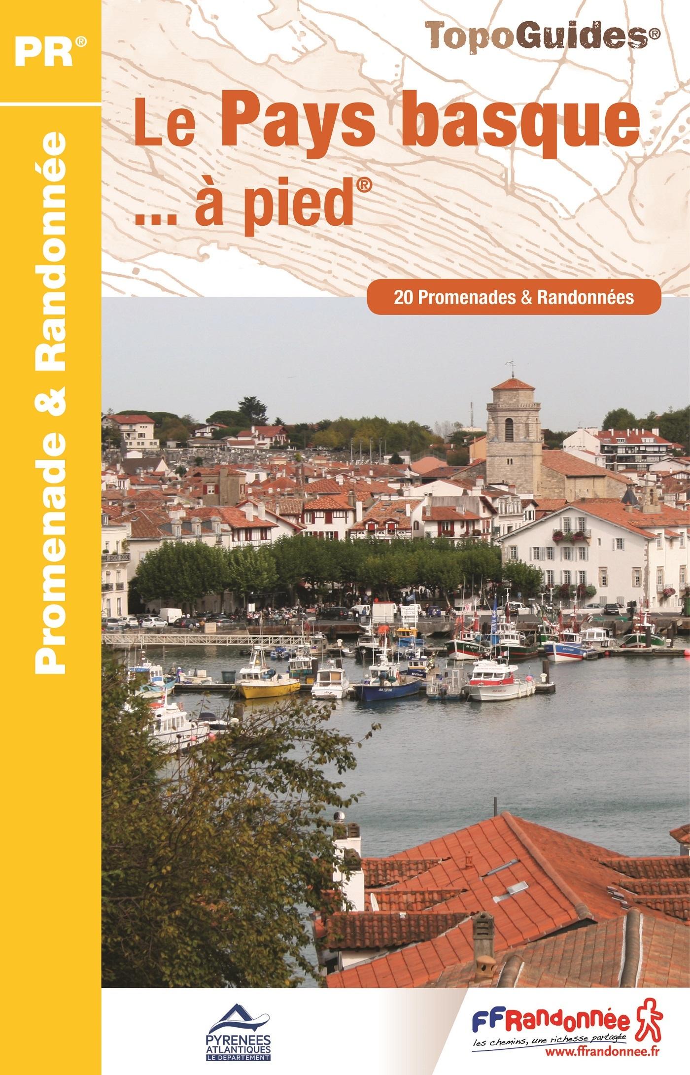 PAYS BASQUE A PIED (LE) - P642