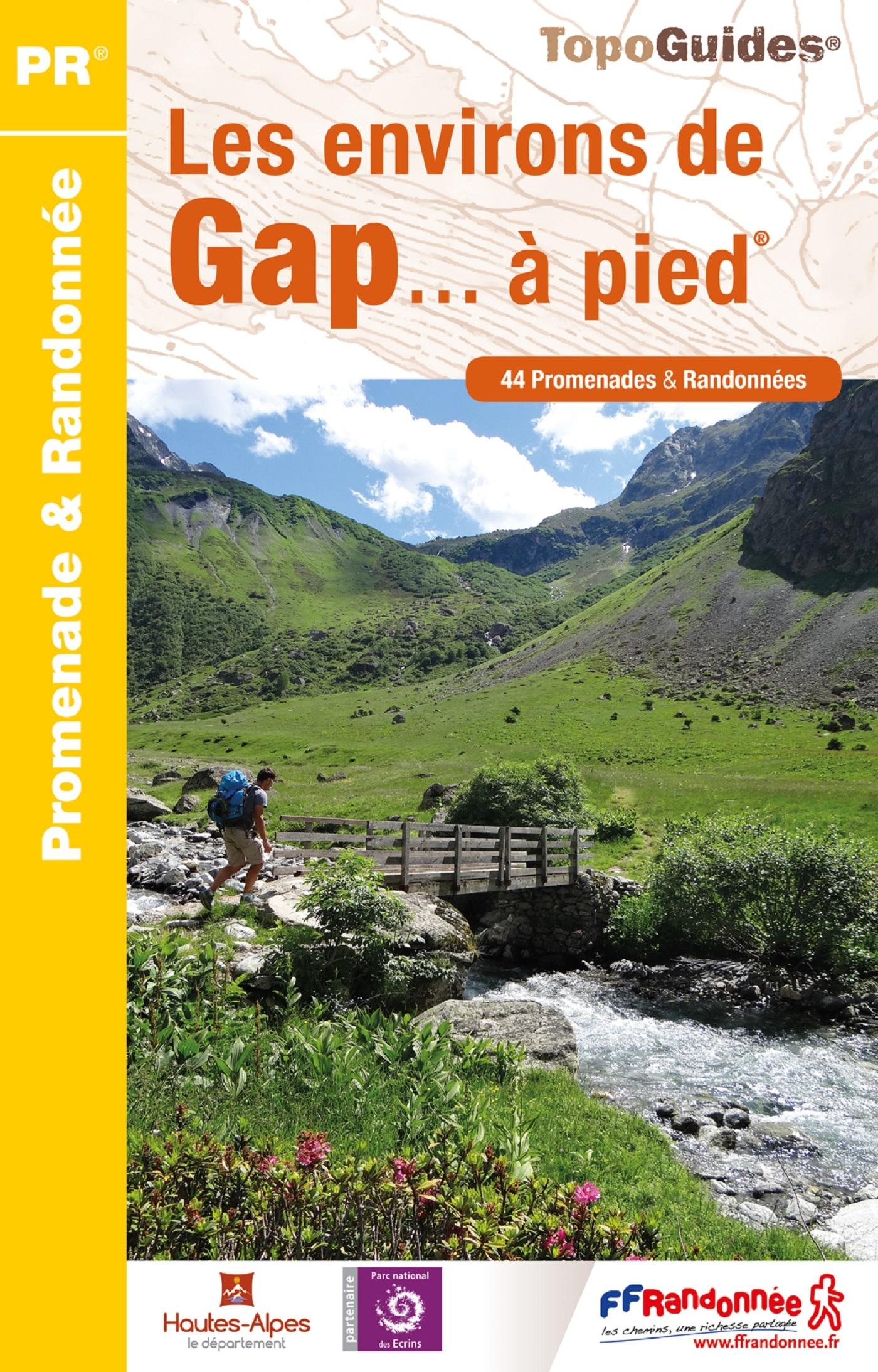 ENVIRONS DE GAP A PIED - P051 (LES)