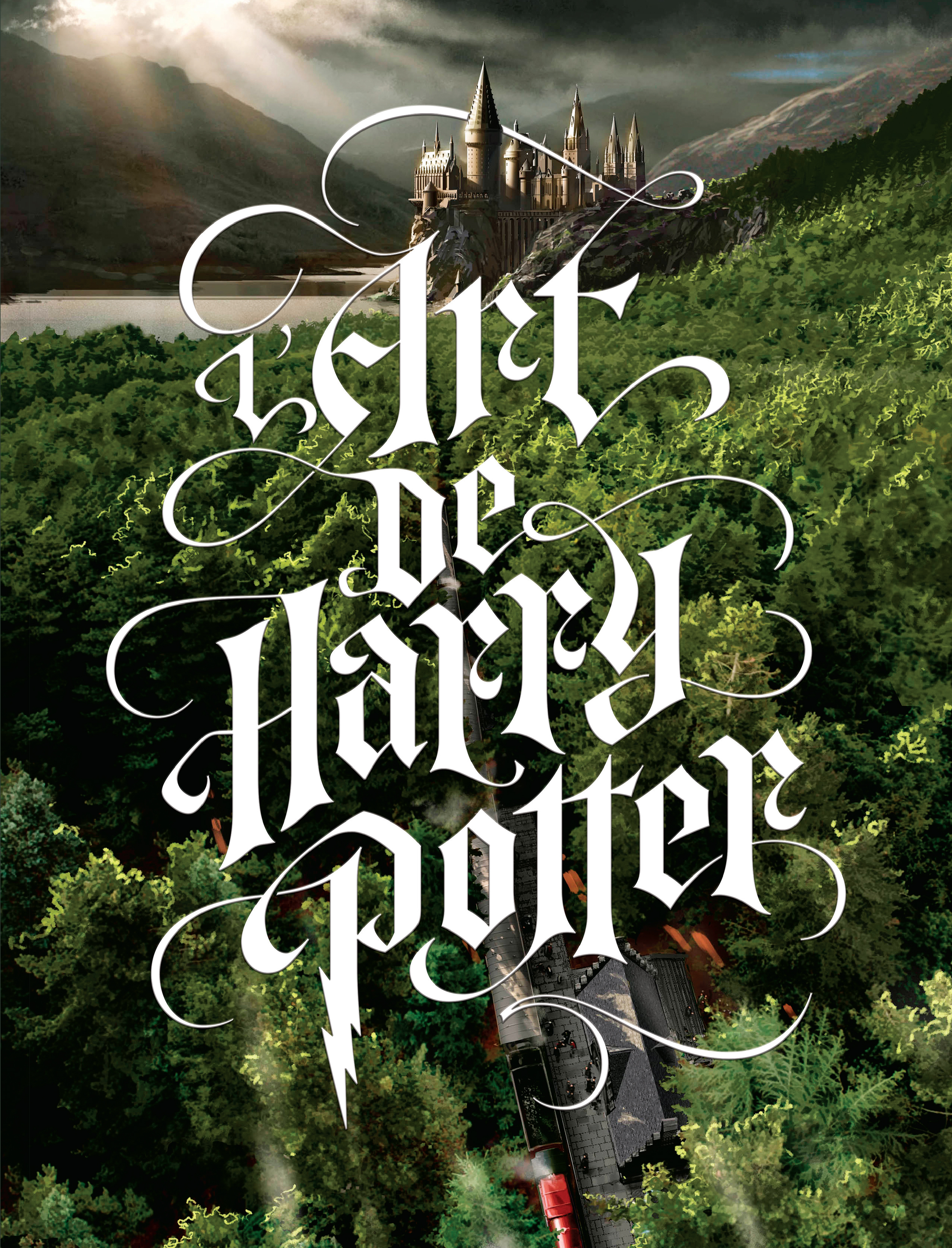 HARRY POTTER, TOUT L'ART DES FILMS