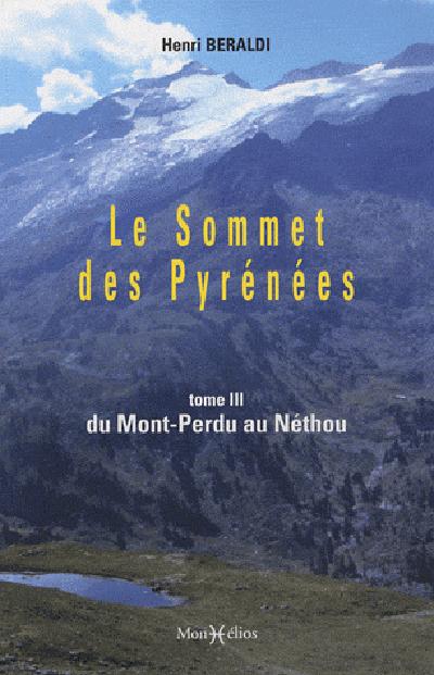SOMMET DES PYRENEES T3,MT-PERDU AU NETHO