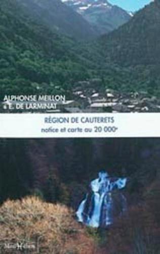 REGION DE CAUTERETS NOTICE ET CARTE