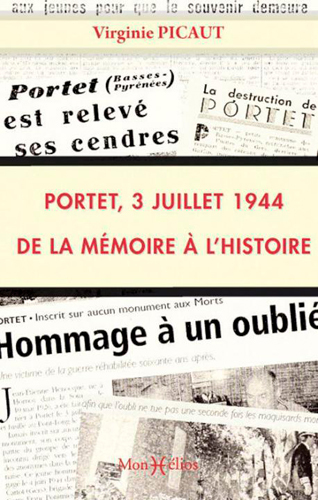 PORTET, 3 JUILLET 1944