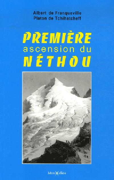PREMIERE ASCENSION DU NETHOU