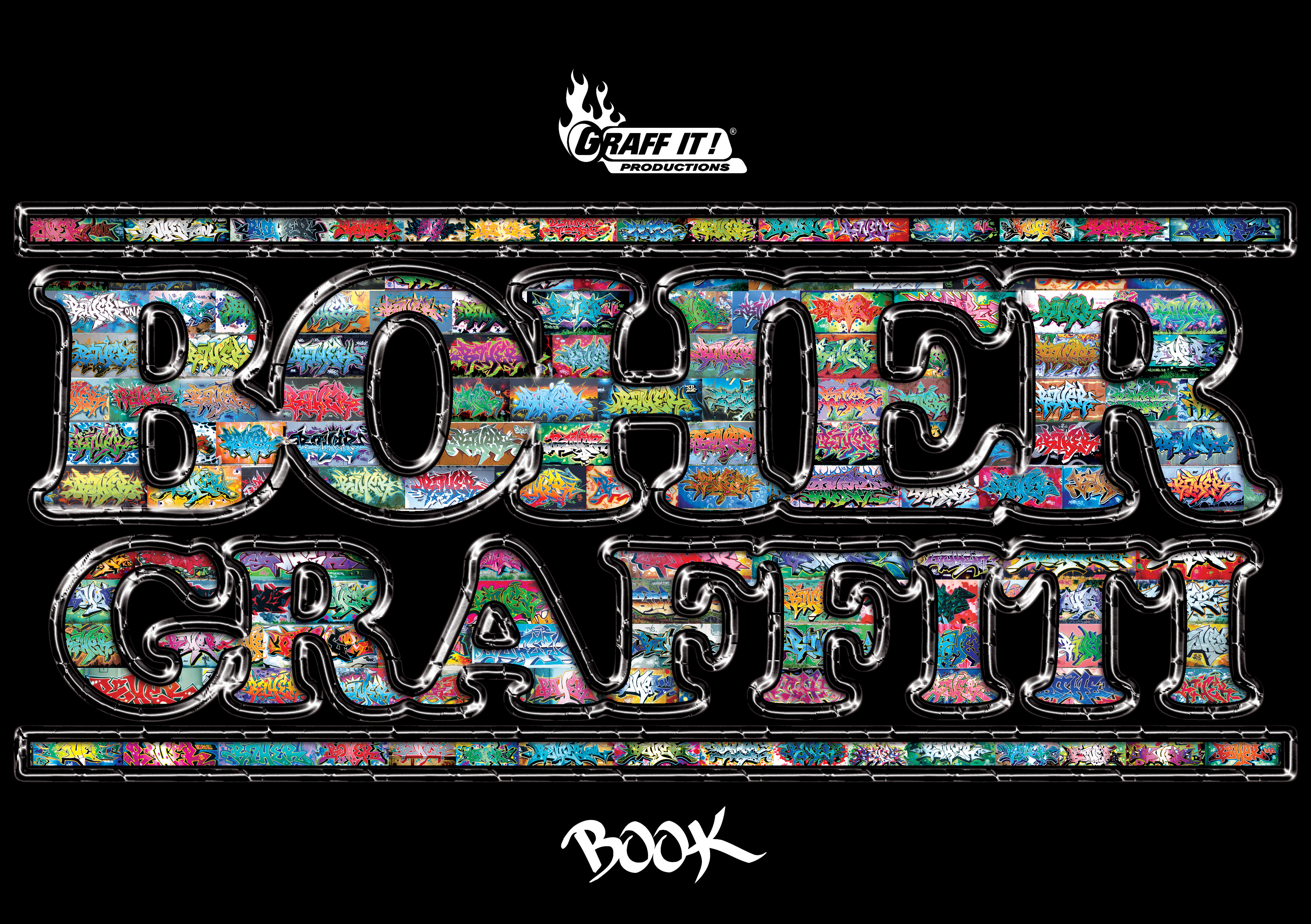 BOHER GRAFFITI BOOK