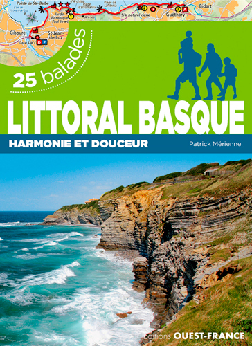 LITTORAL BASQUE - 26 BALADES