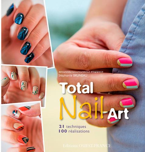 TOTAL NAIL ART, 21 TECHNIQUES