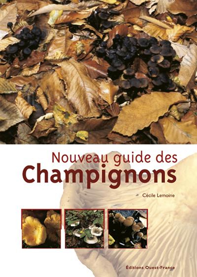 NOUVEAU GUIDE DES CHAMPIGNONS (CS43833)