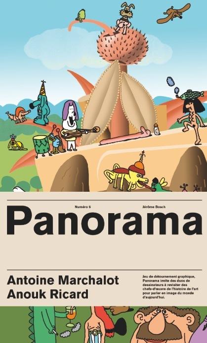 "PANORAMA 5 ""JEROME BOSCH"""